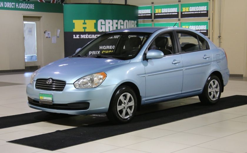 2009 Hyundai Accent Man GL A/C #2