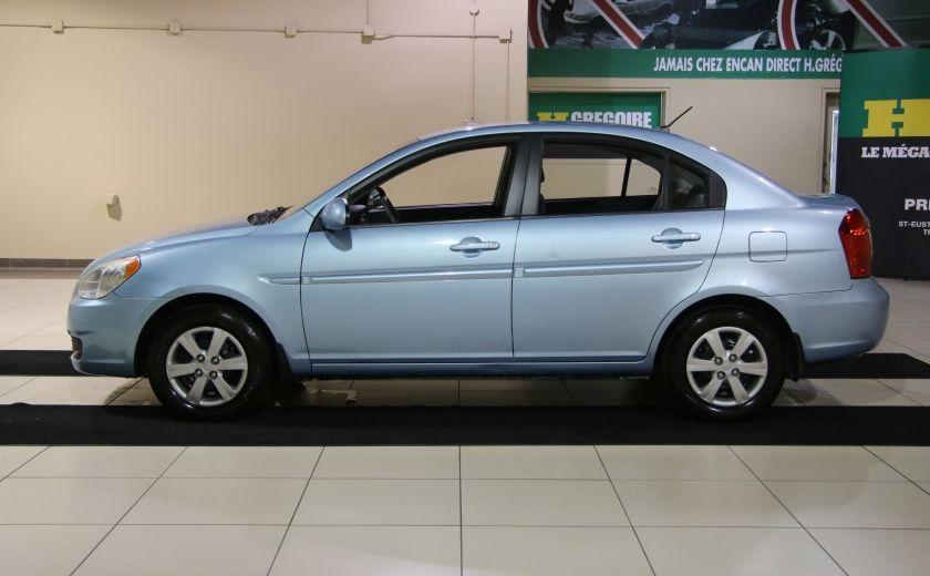 2009 Hyundai Accent Man GL A/C #3