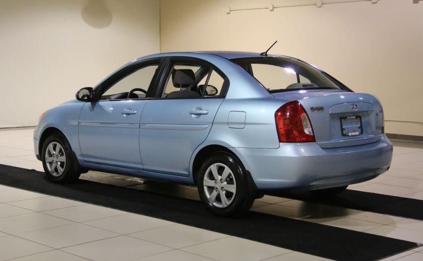 2009 Hyundai Accent Man GL A/C #4