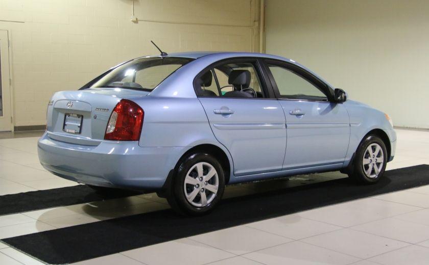 2009 Hyundai Accent Man GL A/C #6