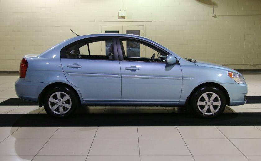 2009 Hyundai Accent Man GL A/C #7