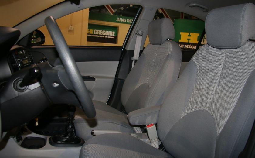 2009 Hyundai Accent Man GL A/C #9