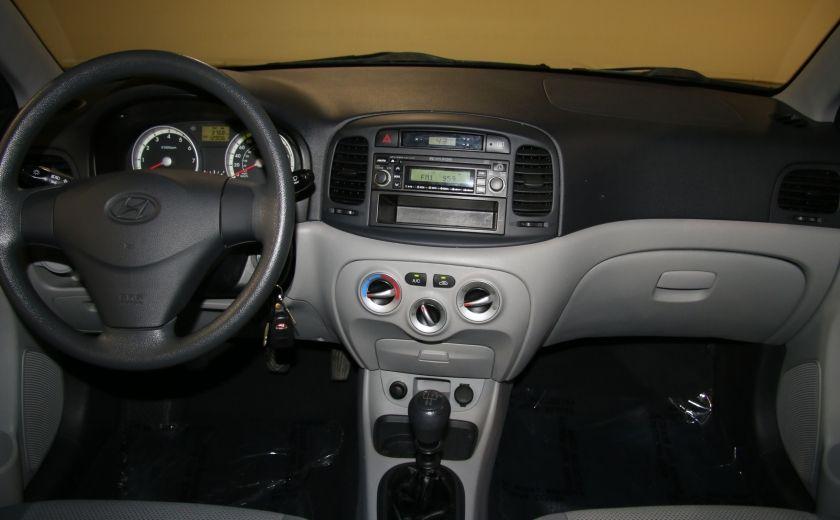 2009 Hyundai Accent Man GL A/C #11
