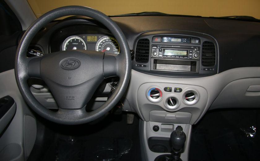 2009 Hyundai Accent Man GL A/C #12