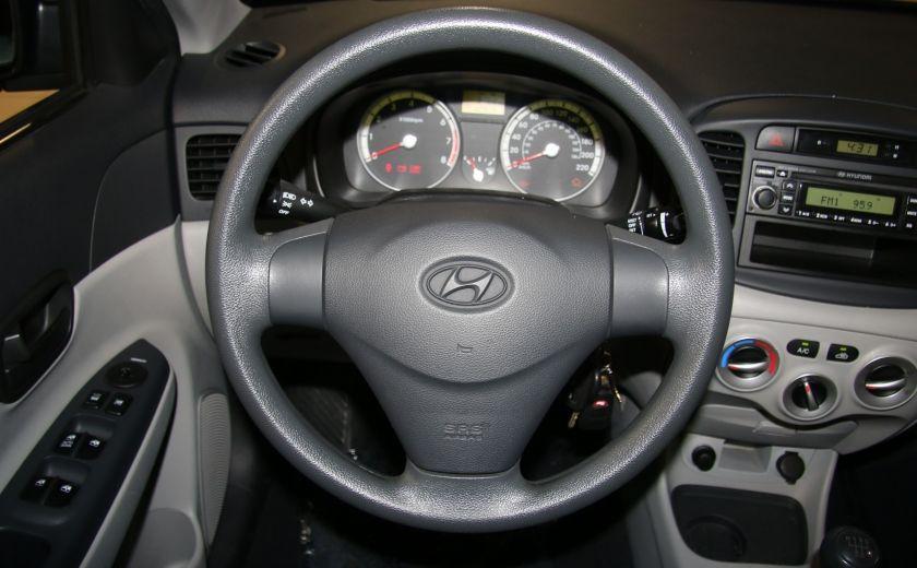 2009 Hyundai Accent Man GL A/C #13
