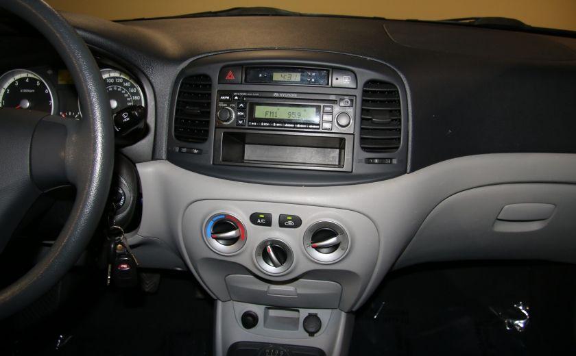 2009 Hyundai Accent Man GL A/C #14