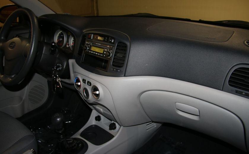 2009 Hyundai Accent Man GL A/C #19