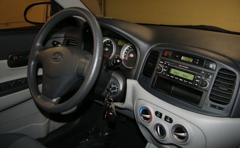 2009 Hyundai Accent Man GL A/C #20