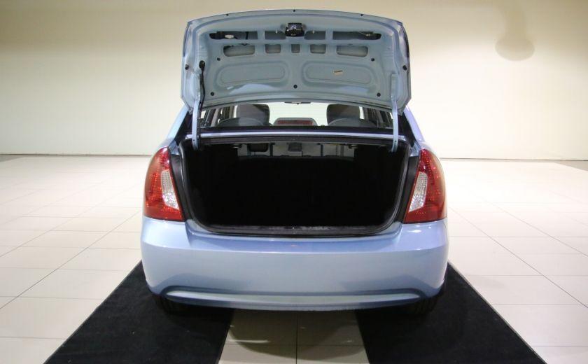 2009 Hyundai Accent Man GL A/C #24