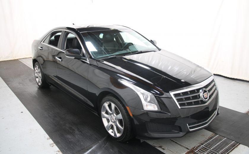 2013 Cadillac ATS Luxury AWD A/C CUIR TOIT MAGS #0