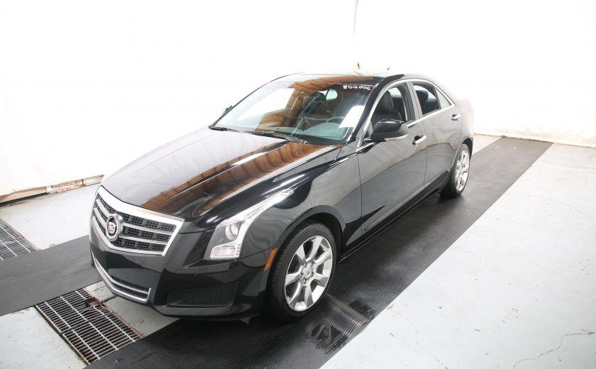 2013 Cadillac ATS Luxury AWD A/C CUIR TOIT MAGS #2