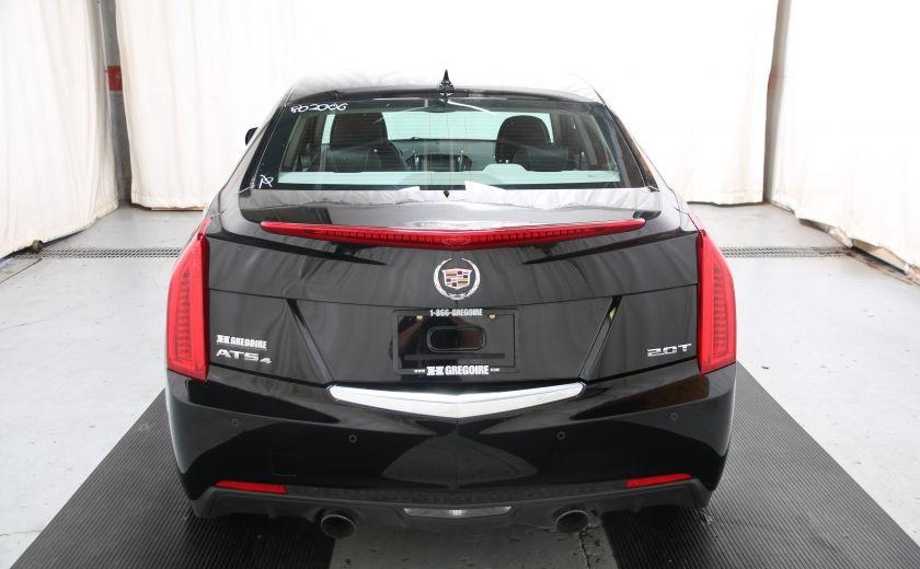 2013 Cadillac ATS Luxury AWD A/C CUIR TOIT MAGS #4