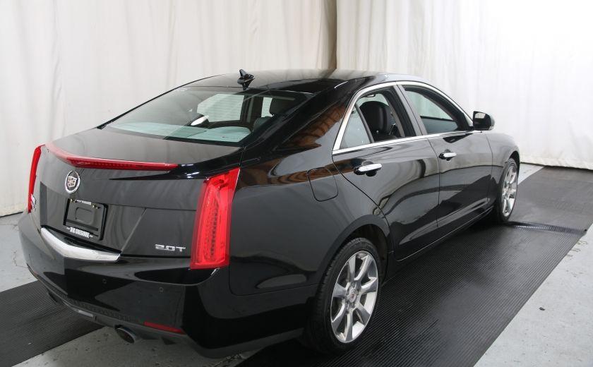 2013 Cadillac ATS Luxury AWD A/C CUIR TOIT MAGS #5
