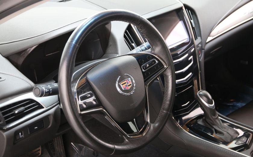 2013 Cadillac ATS Luxury AWD A/C CUIR TOIT MAGS #6