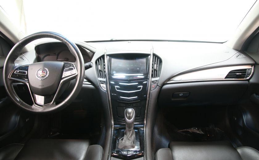 2013 Cadillac ATS Luxury AWD A/C CUIR TOIT MAGS #12