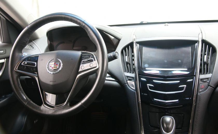 2013 Cadillac ATS Luxury AWD A/C CUIR TOIT MAGS #13