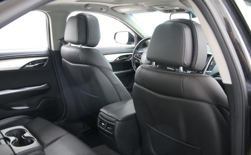 2013 Cadillac ATS Luxury AWD A/C CUIR TOIT MAGS #19