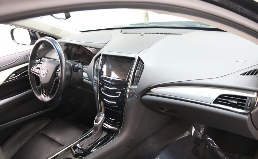 2013 Cadillac ATS Luxury AWD A/C CUIR TOIT MAGS #21