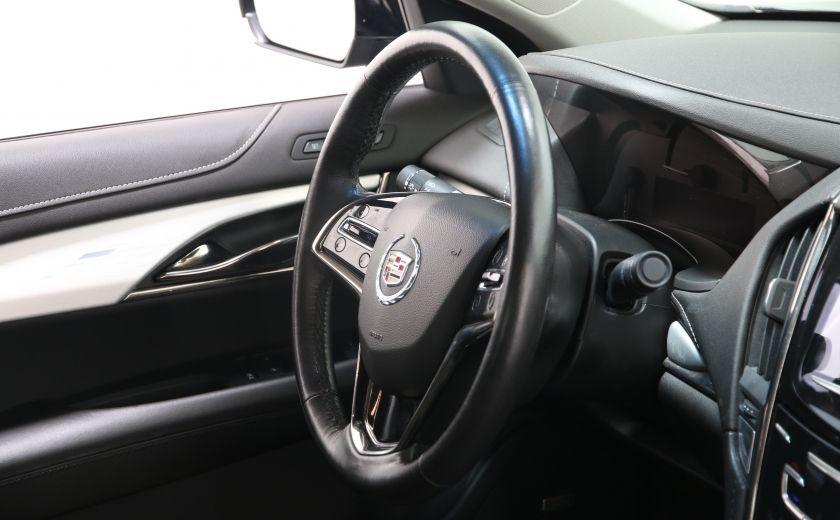 2013 Cadillac ATS Luxury AWD A/C CUIR TOIT MAGS #22
