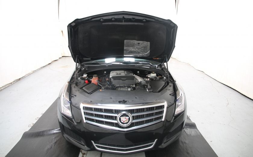 2013 Cadillac ATS Luxury AWD A/C CUIR TOIT MAGS #25