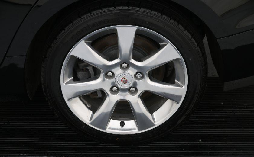 2013 Cadillac ATS Luxury AWD A/C CUIR TOIT MAGS #29