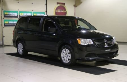 2015 Dodge Caravan Canada Value Package A/C à Rimouski