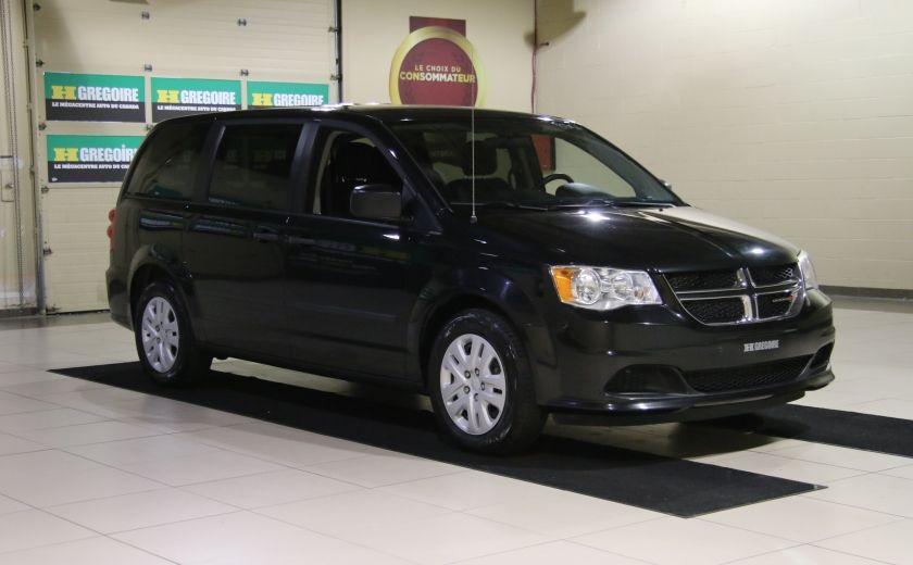 2015 Dodge Caravan Canada Value Package A/C #0