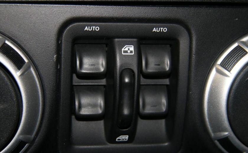 2012 Jeep Wrangler Sahara 4WD AUTO A/C 2TOITS MAGS #17