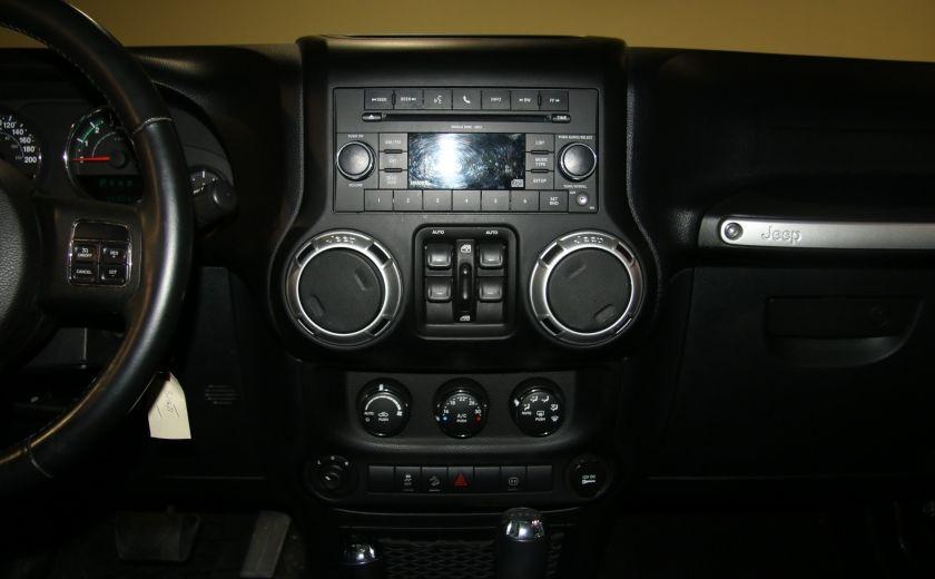 2011 Jeep Wrangler Sahara 4WD AUTO A/C 2TOITS MAGS #13