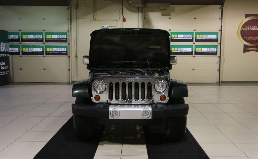 2011 Jeep Wrangler Sahara 4WD AUTO A/C 2TOITS MAGS #23