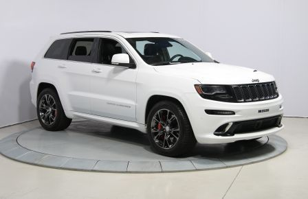 2015 Jeep Grand Cherokee SRT in Rimouski
