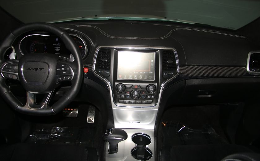 2015 Jeep Grand Cherokee SRT8 BLANC PARFAIT #13