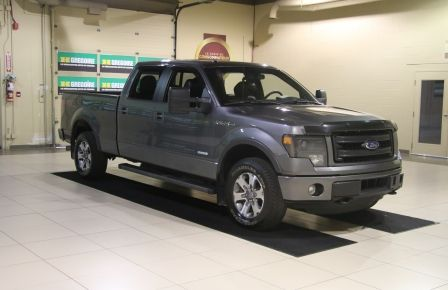 2014 Ford F150 FX4 CUIR TOIT NAV CAMERA RECUL in Laval
