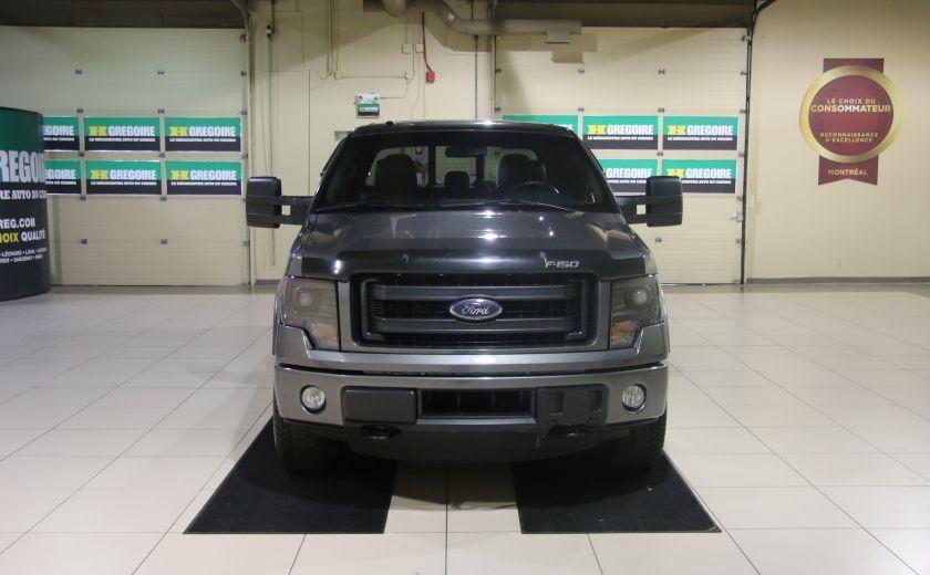 2014 Ford F150 FX4 CUIR TOIT NAV CAMERA RECUL #1
