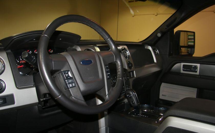 2014 Ford F150 FX4 CUIR TOIT NAV CAMERA RECUL #8