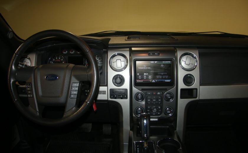 2014 Ford F150 FX4 CUIR TOIT NAV CAMERA RECUL #13