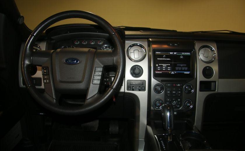 2014 Ford F150 FX4 CUIR TOIT NAV CAMERA RECUL #14