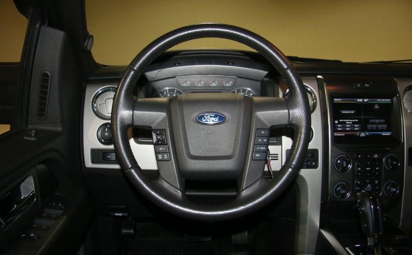 2014 Ford F150 FX4 CUIR TOIT NAV CAMERA RECUL #15