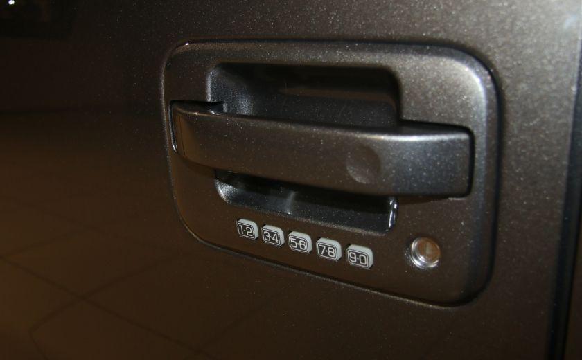 2014 Ford F150 FX4 CUIR TOIT NAV CAMERA RECUL #19