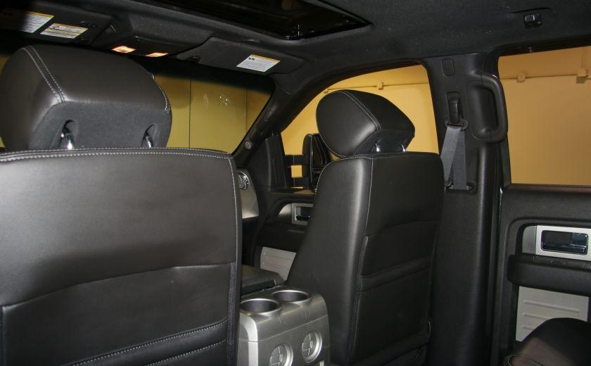 2014 Ford F150 FX4 CUIR TOIT NAV CAMERA RECUL #23