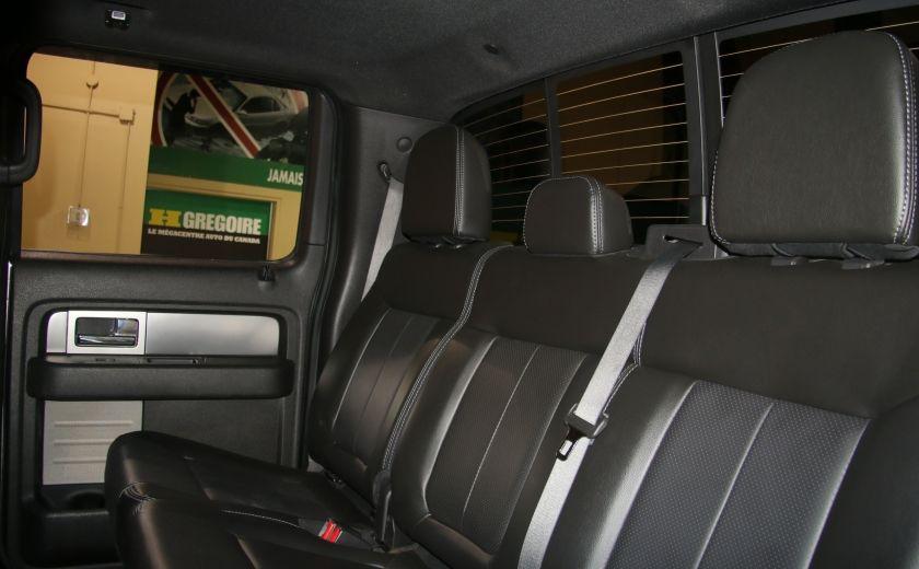 2014 Ford F150 FX4 CUIR TOIT NAV CAMERA RECUL #24