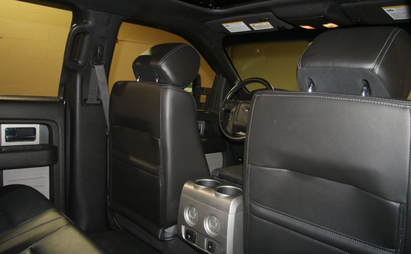 2014 Ford F150 FX4 CUIR TOIT NAV CAMERA RECUL #25