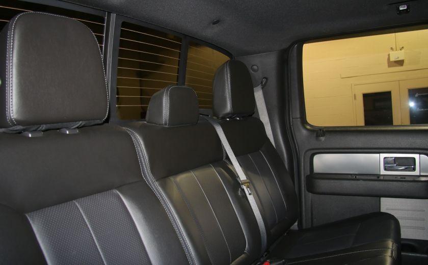 2014 Ford F150 FX4 CUIR TOIT NAV CAMERA RECUL #26