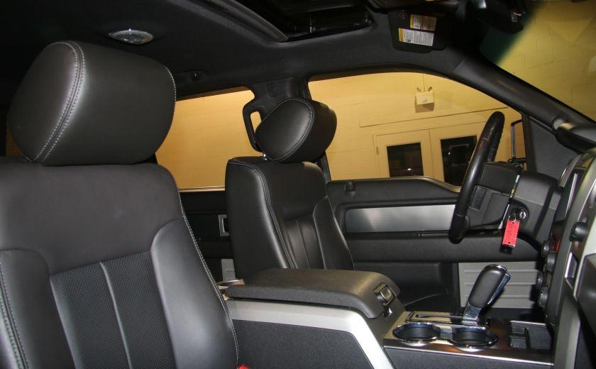 2014 Ford F150 FX4 CUIR TOIT NAV CAMERA RECUL #29