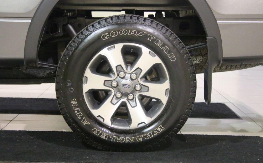 2014 Ford F150 FX4 CUIR TOIT NAV CAMERA RECUL #33