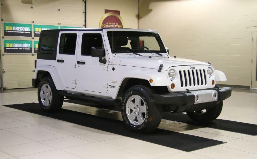 2011 Jeep Wrangler Sahara A/C MAGS #0