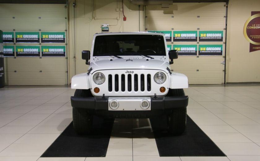 2011 Jeep Wrangler Sahara A/C MAGS #1