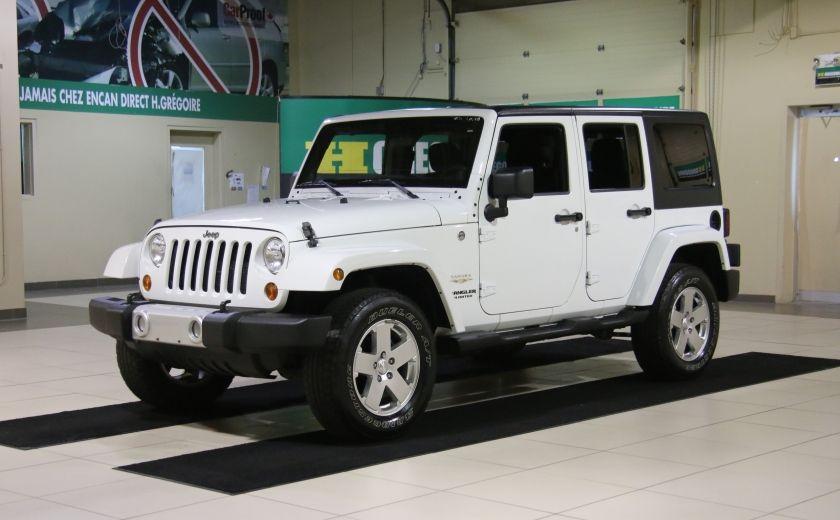 2011 Jeep Wrangler Sahara A/C MAGS #2