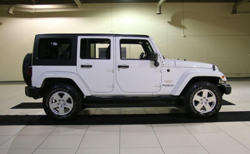 2011 Jeep Wrangler Sahara A/C MAGS #7