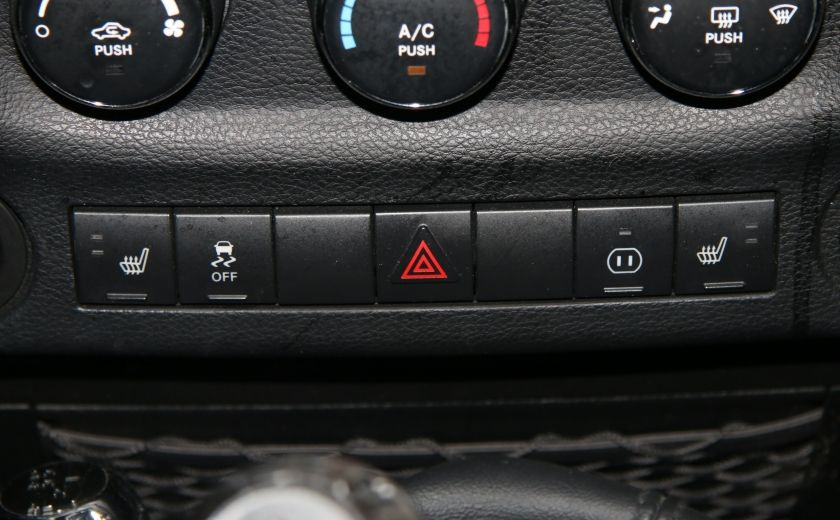 2011 Jeep Wrangler Sahara A/C MAGS #11